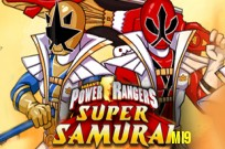 power rangers samurai super samurai game